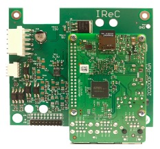 Internet Remote Control Interface Module
